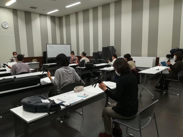 札幌教室写真